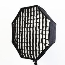 Buy 120cm Octagon Umbrella Softbox Diffuser Reflector + Gird for Speedlite Flash Studio Soft Box Photography Accesorios Fotografia for $62.17 in AliExpress store