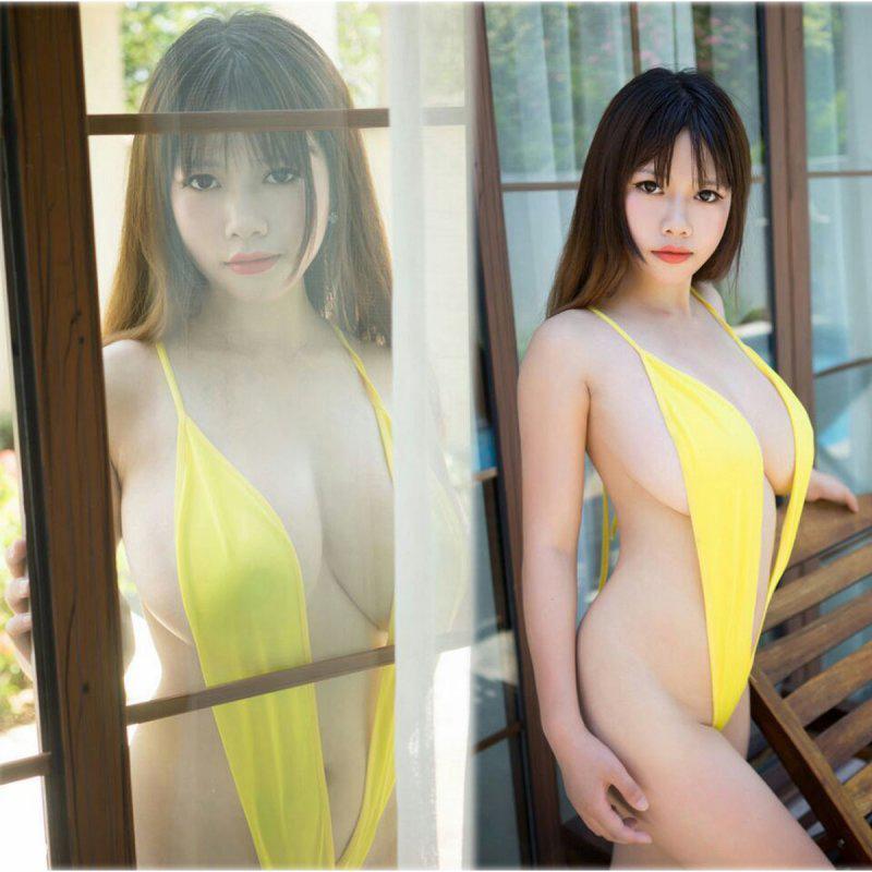 купальники слитные из Китая