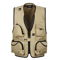 Tactical Vest XL 5XL Military Breathable Men Quaick Dry Fishing Vest Multi Pocket Director Jacket Vest