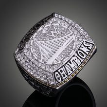 2015 National Basketball Association Golden State sale replica championship rings men wholesale Fast shipping STR0-031(China (Mainland))