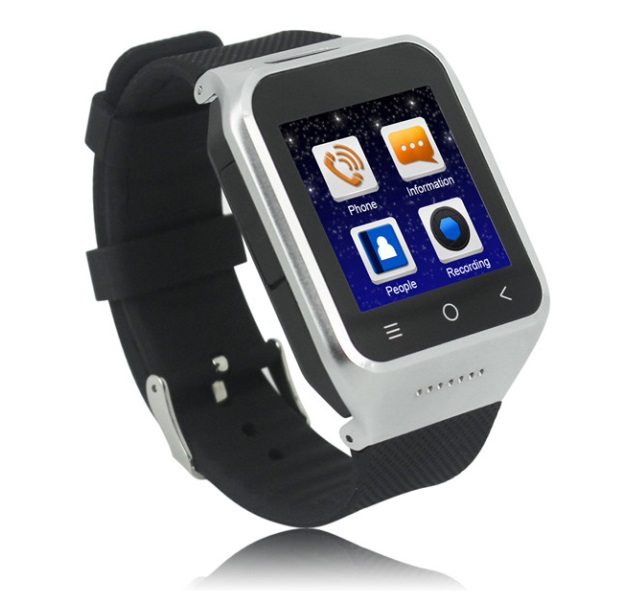 1.5 Inch ZGPAX S8 Watch Mobile Phone MTK6572 Dual Core RAM 512MB Android 4.4 Bluetooth Watch WCDMA(China (Mainland))