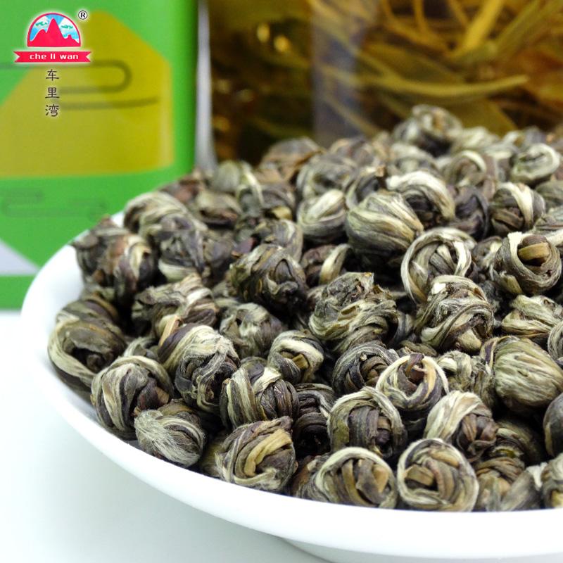 [GRANDNESS] 2016 organic Jasmine Dragon Pearl Jasmine green tea dragon pearl 2*250g jasmine pearl tea 500g(China (Mainland))