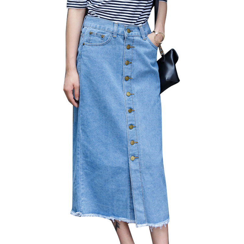 popular western denim skirts buy cheap western denim