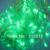 5pcs/lot Holiday / Christmas Decoration 110v / 220v 10M 100 LEDs Led String Lights With American and EUR Plug Outdoor Lighting