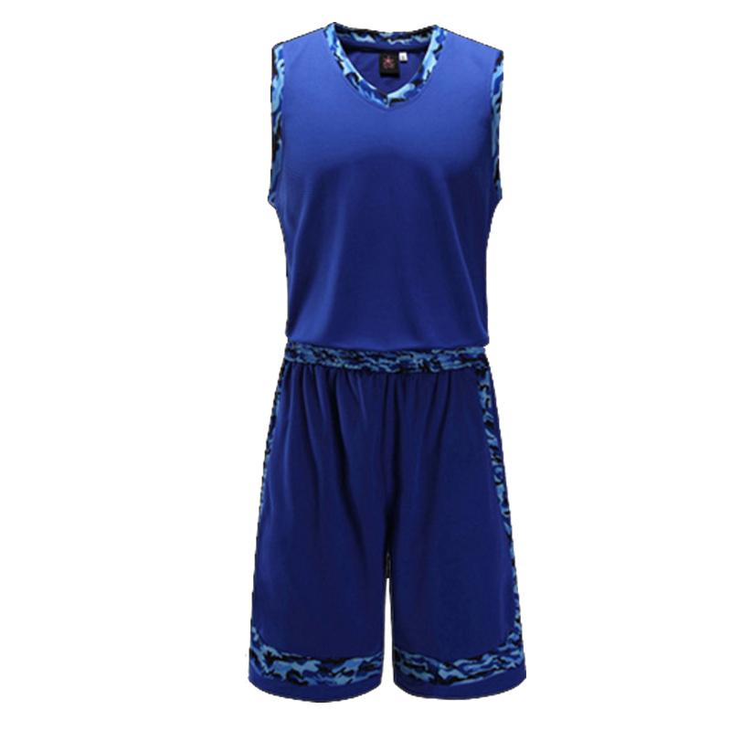 2016 Blank Men Basketball Team Jersey Sports Training Basketball Suit for Man Customize Uniforms Kit baloncesto Jerseys Set(China (Mainland))