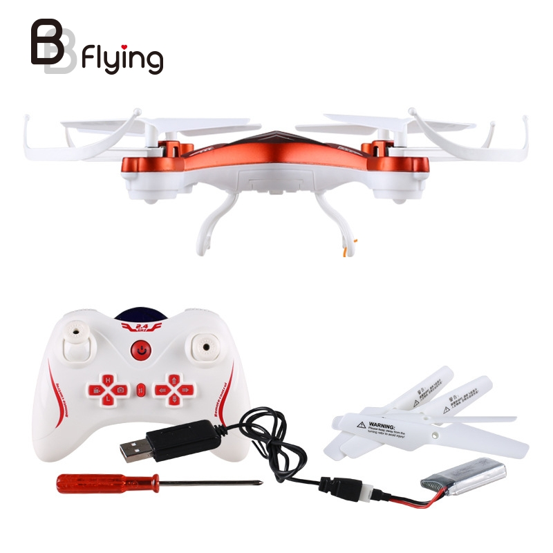 2.4GHz 4CH 3D Roll 6Axis Real Time RC Quadcopter W/ 2.0MP Camera 4G Drone