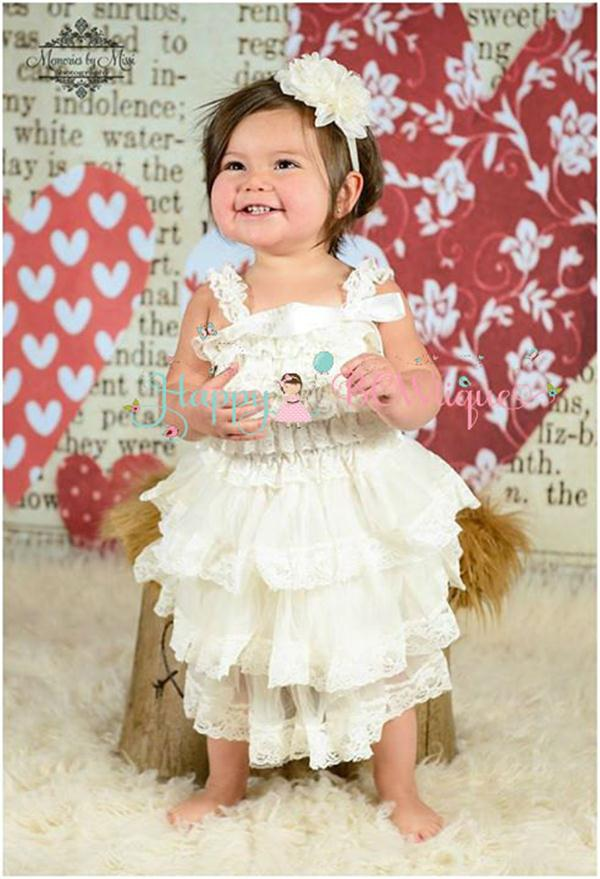 Baby Girl Summer Style Dresses Infanti Girl Pageant Frock Baby Girl Christening Gowns Ivory Dress(China (Mainland))