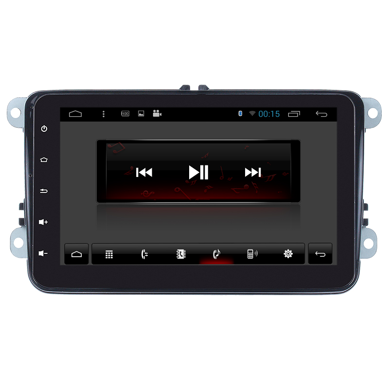 Aftermarket Android 5.1.1 GPS DVD Player Car Audio System for 2006-2011 Seat Cupra with Mirror Link OBD2 DVR Radio Backup Camera(China (Mainland))