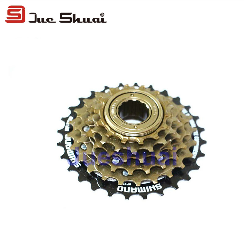 Free Shipping 2014 New Arrivals 28T Mountain Bike Cassette 6 Speed Freewheel Flywheel Cassette Bicycle Parts <br><br>Aliexpress