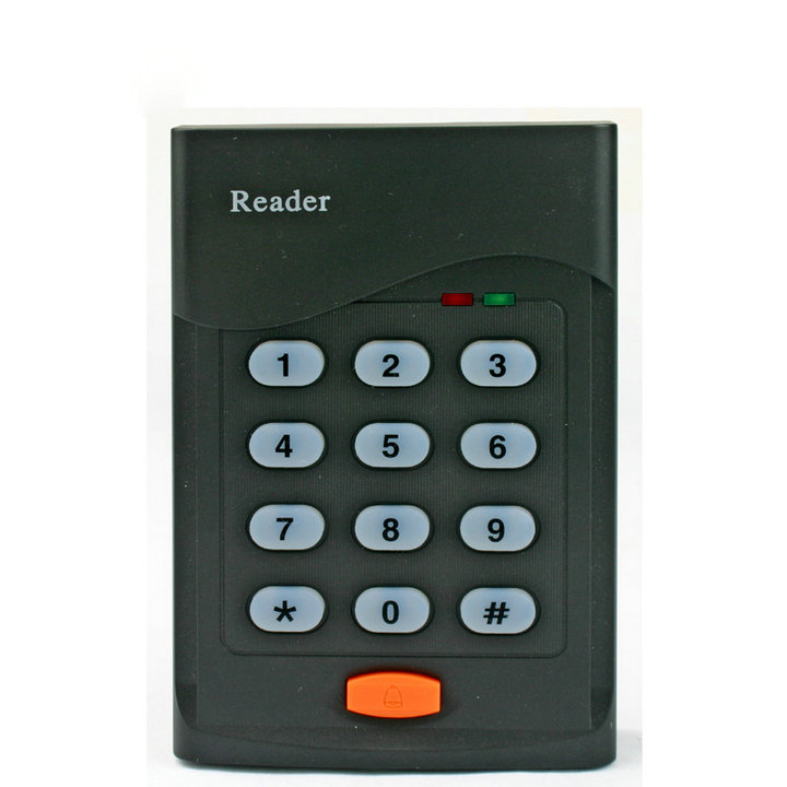 E74 Support WG26 reader 600 user RFID Door Controller Waterproof Password Keypad Access Control ID Card wireless keyboard System(China (Mainland))