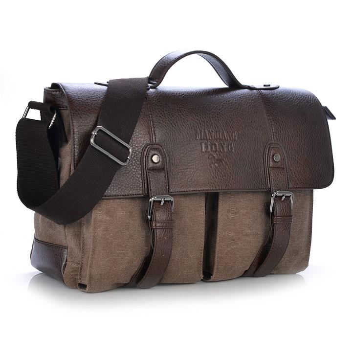 Newest Retro Fashion Canvas Messenger Bag, Women Man Handbag, Lady Bags, School Shoulder,Travelling Bag, Free Drop Shipping 1169(China (Mainland))