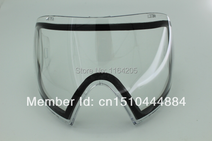 2014 new paintball double lens for dye dye Mask paintball equipment(China (Mainland))