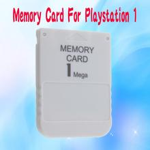 Memory Card For Playstation 1 One PS1 PSX Game New