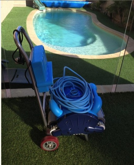 Free Shipping Robot Cleaner Swimming Pool With Spot Cleaning,Wall Climbing+Remote Controller+15m Cable+Area:100-200m2(China (Mainland))