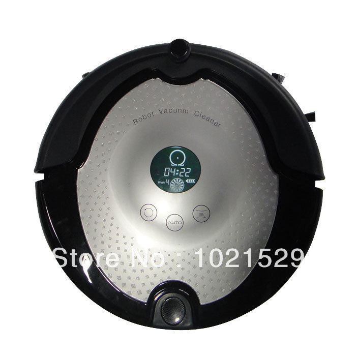 household Intelligent Robotic Vacuum Cleaner A360 Smart Dust Collector (Shipping to all country)(China (Mainland))