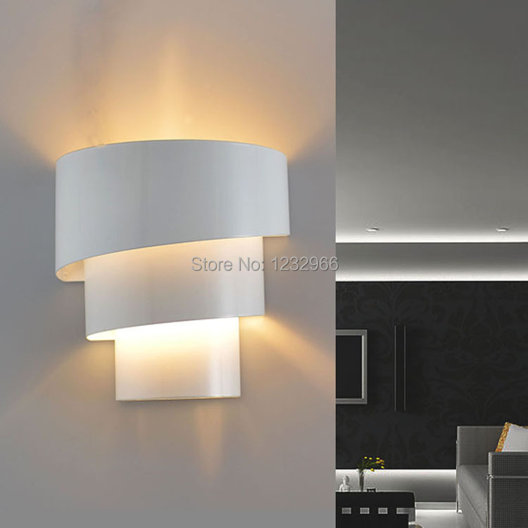 wall light bedside lamp 5w or 40w cfl ac90 265v wall