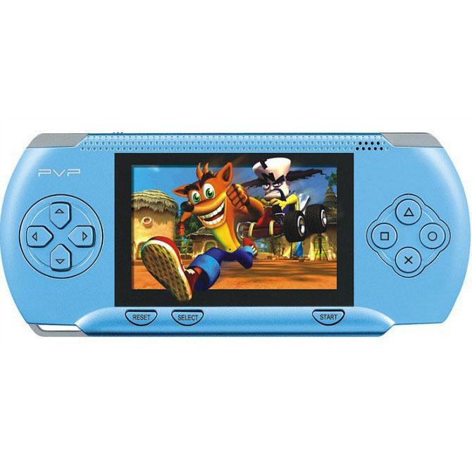 2014 New PVP Handheld Game Player PVP Station 8-BIT Video Game Console With Retail Box Free Shipping !!(China (Mainland))