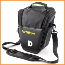 Camera Case Bag Cover For Nikon D7000 D7100 D7200 D3100 D3200 D3300 D3000 D5000 D5100 D5200 D5300 D40 D90 D700 D810 D800 D600(China (Mainland))