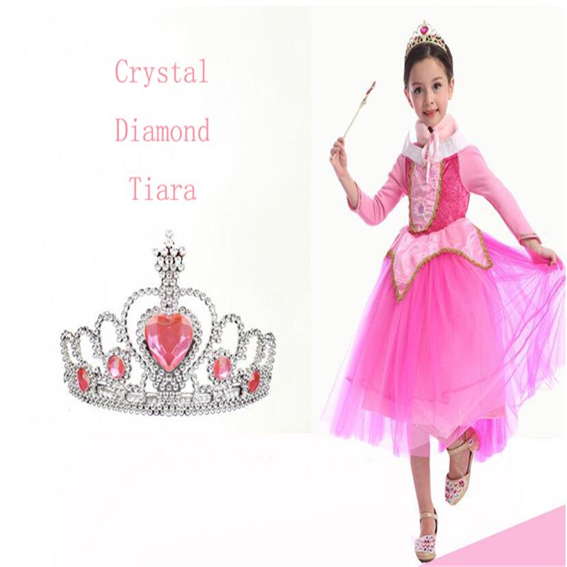 Acquista all 39 ingrosso online plastica principessa corone for Tiara di diamanti