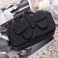 New Fashion Korean Women s Girl Sweet Casual Butterfly Handbag Shoulder Bag Cross Bag dy