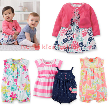 New 2015 summer carters baby girl clothes cute owl casual hooded bodysuit pants 3pcs baby sports