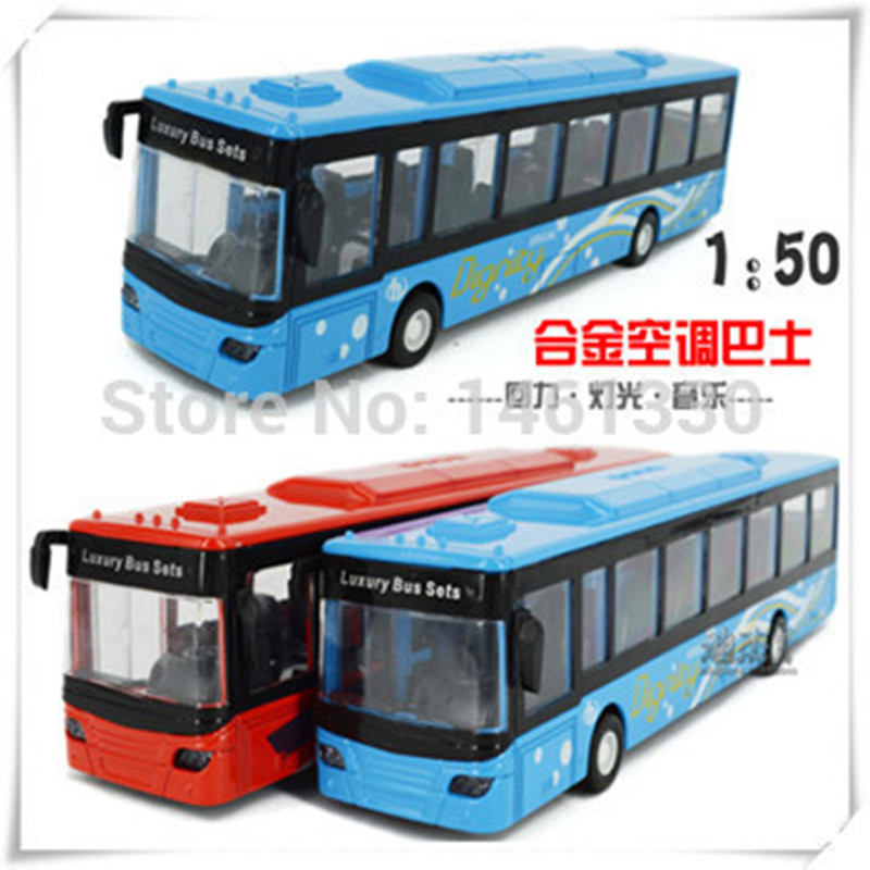 Bus toy cars scale models toys for children cars miniatures hot wheels baby toy model car cheap toys car styling scale models(China (Mainland))