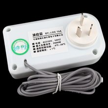Digital Thermostat For Reptile Snake ?Lizard Heat Mat Lamp Incubator Aquarium Reptile Supplies #22924(China (Mainland))