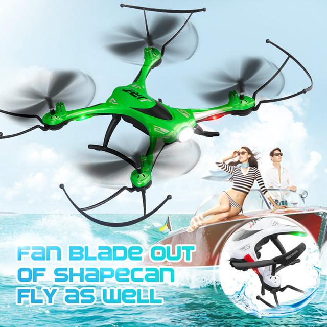H31 Водонепроницаемый RC Drone JJRC Сопротивление Падать RC Quadcopter Дроны Вертолет 2.4 Г 4CH 6 Оси Helicoptero ПРОТИВ JJRC H20 X5C