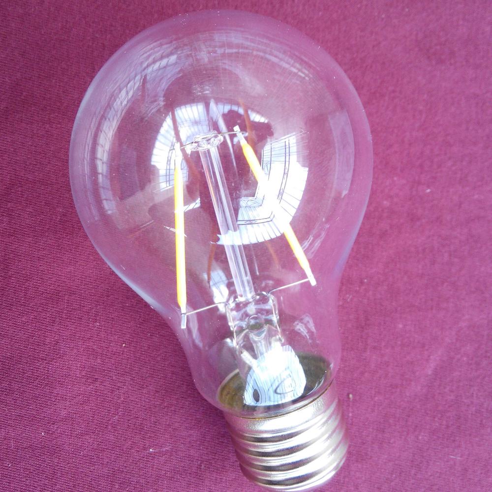 1pcs 2W 4W 6W 8W E27 Led Filament Bulb Dimmable 220v 110v Edison Retro Bubble Bombillas Led E27 Lamp Light Indoor Lighting(China (Mainland))