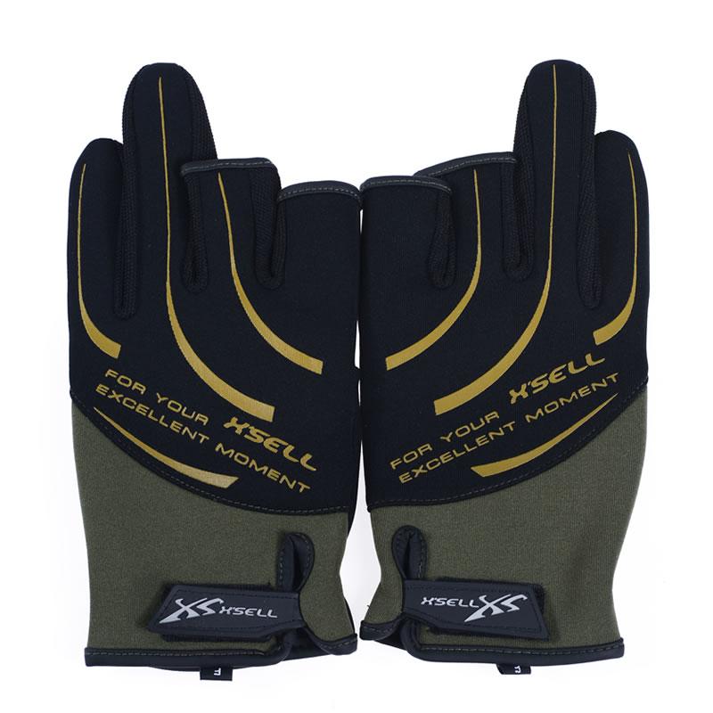 непромокаемые перчатки для рыбалки