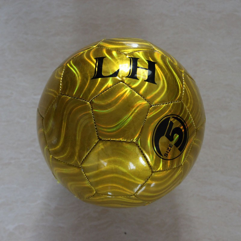 2014 New products Number 5 wholesale PVC Soccer Ball,Machine Sewing promotion soccer ball,machine sewing football,shine(China (Mainland))