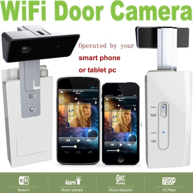 wireless wifi door camera 3