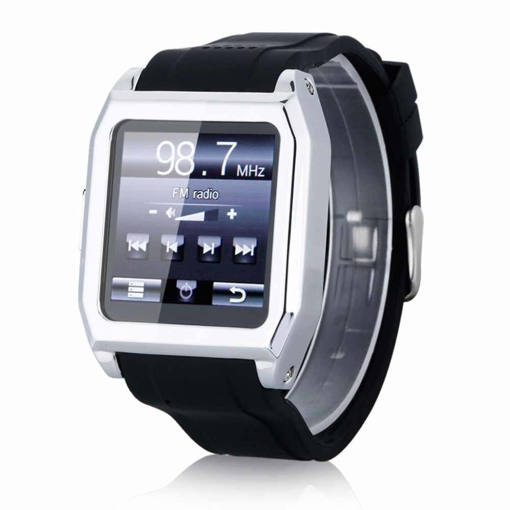 """Clearance EXCELVAN TW530D 1.54"""" Hands-free Smart Watch Pedometer GSM Mobile Phone Bluetooth for AT&T T-Mobile Straight Talk(China (Mainland))"""