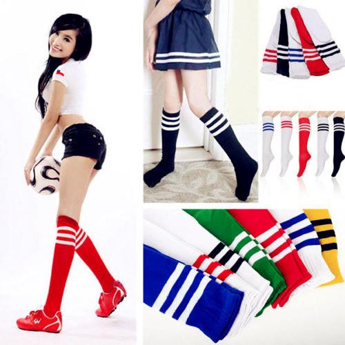 8 Colors Soccer Baseball Football Basketball Sport Over Knee Men Women Socks Hot(China (Mainland))