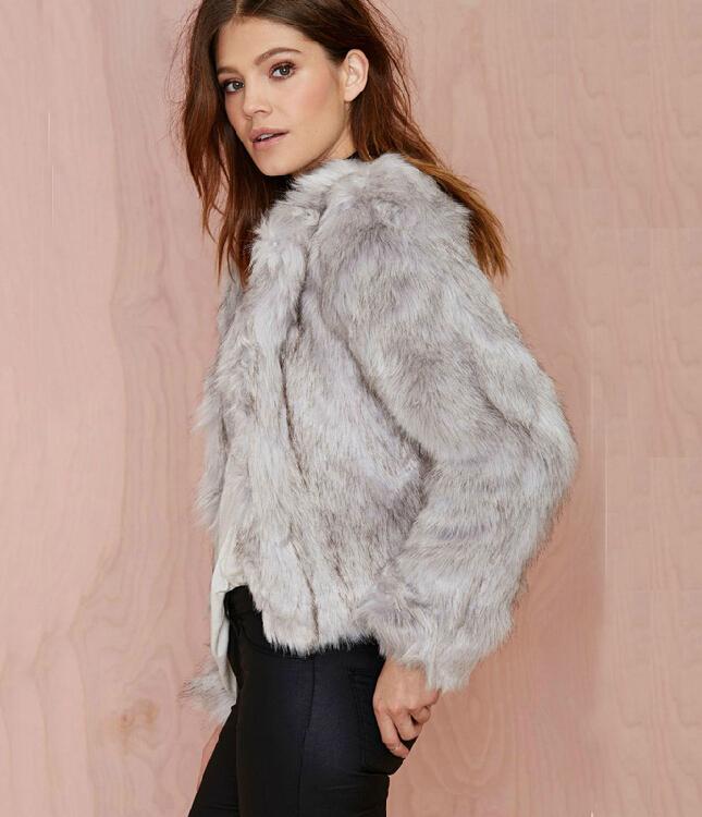 Short Fur Coats For Women - Coat Nj