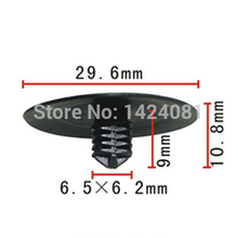 Buy 20x OEM Nylon Fastener Rivet Retainer Clip Hood Insulation Honda, 30x9x6mm 90700-SB2-003 90700SB2003 for $5.99 in AliExpress store