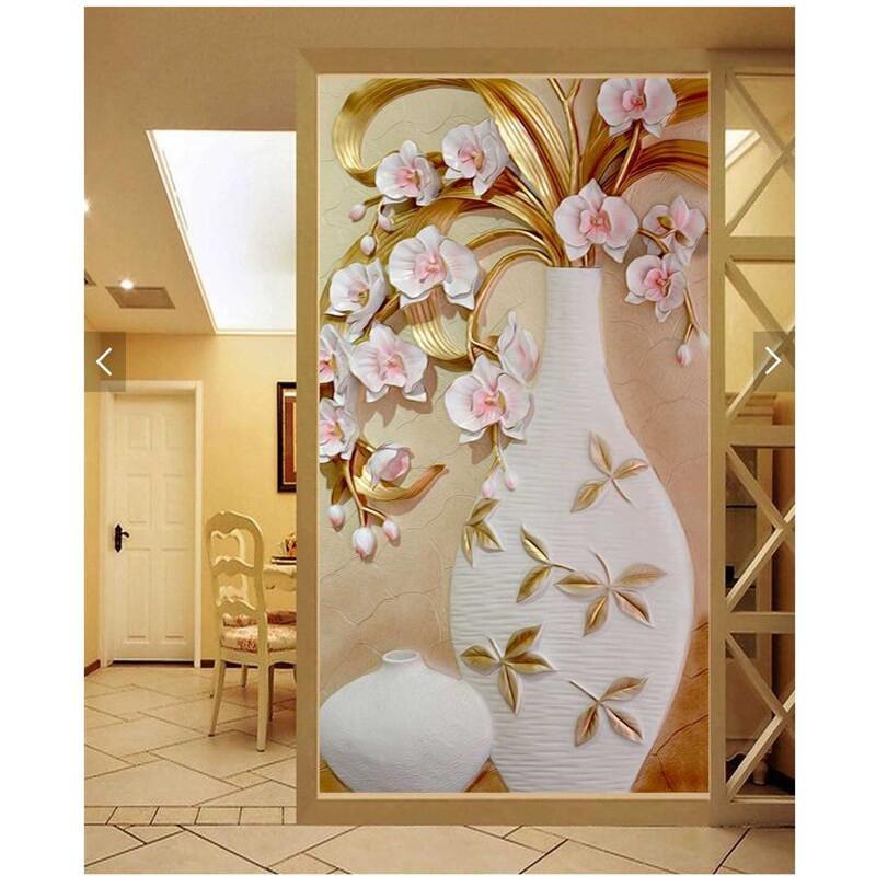 Online kopen wholesale marmer vaas uit china marmer vaas groothandel - Entree schilderij ...