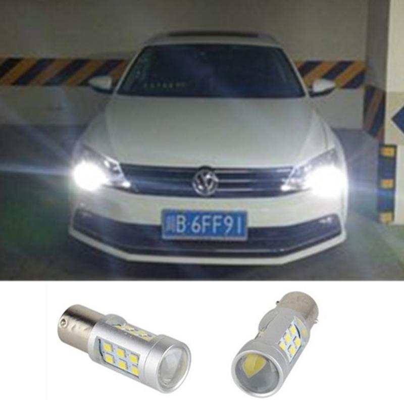 LED DRL Driving Daytime Running Day Fog Lamp Light For VW Jetta MK6 Sagitar(China (Mainland))