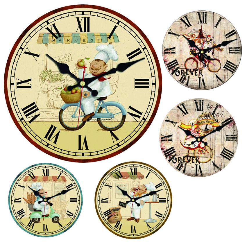 Online Get Cheap Large Round Wall Clock Aliexpresscom