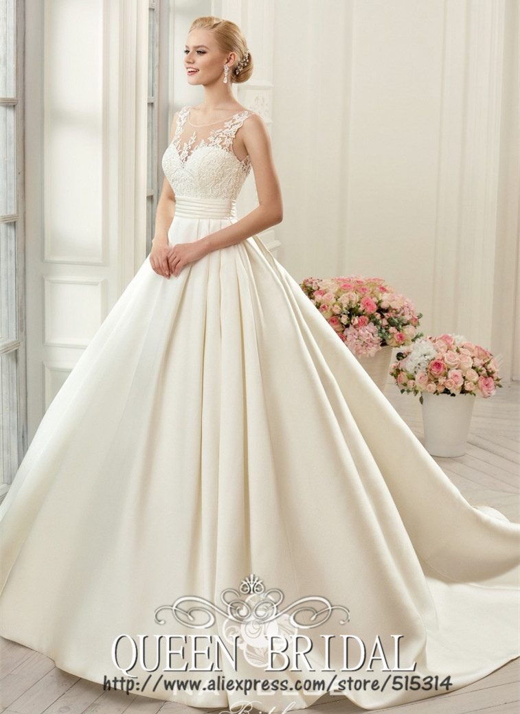 Princess Ball Gown Wedding Dress | Fashion Wallpaper