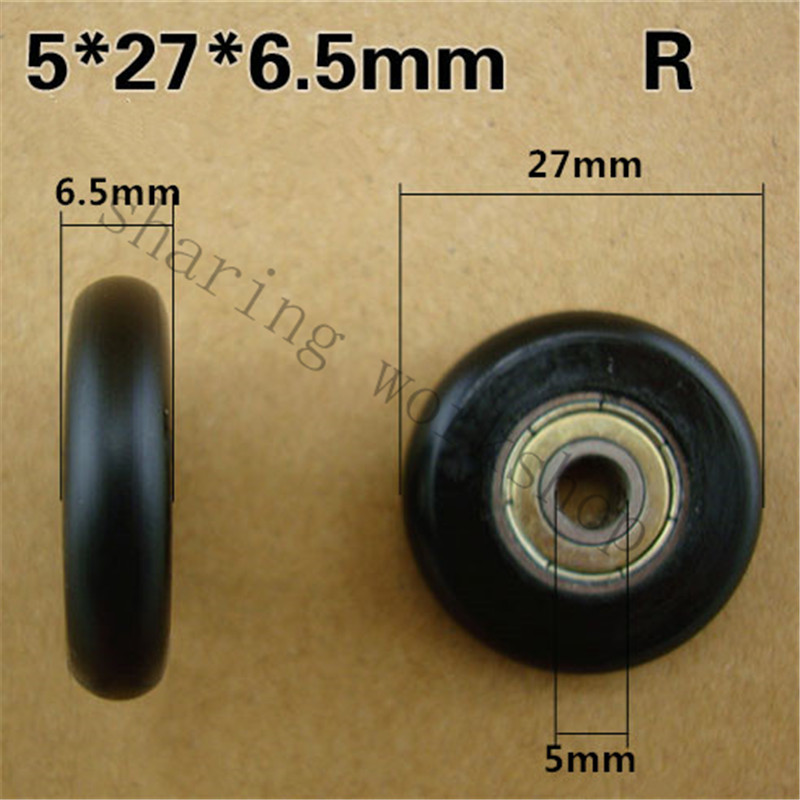 Small Nylon Pulleys 4