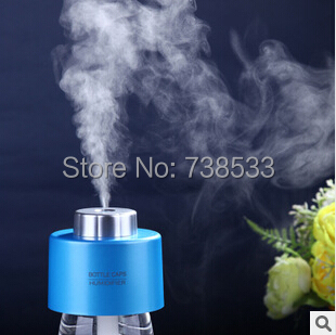 USB Aromatherapy Mini Air Humidifier Bottle Mute Air Purifier Home Humidifier Mist Maker Diffuser<br><br>Aliexpress