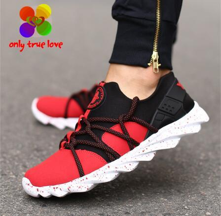 only true love 2016 Wallace air Net Cloth Ventilation Motion shoes Man Of The Super Light Foot Shoe casual Men shoes siz 36-44(China (Mainland))