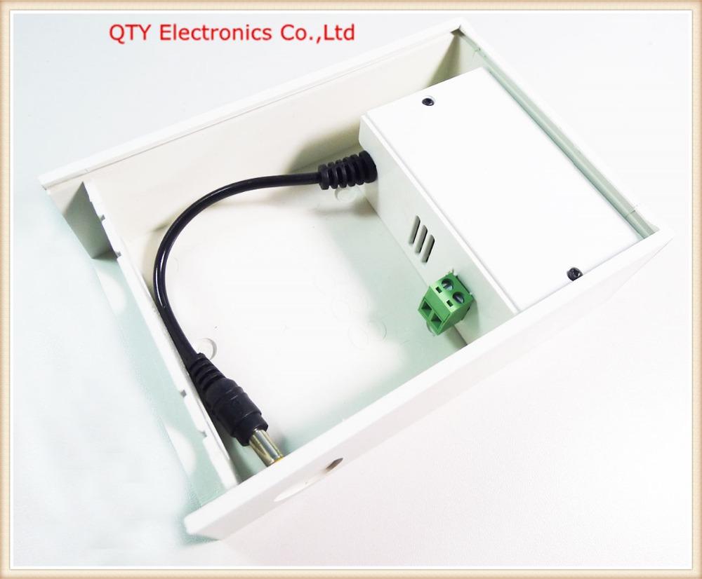 Гаджет  New Waterproof Outdoor 110V 220V AC to DC 12V 3A Power Supply Adapter for CCTV Monitor Camera Free Shipping  None Электротехническое оборудование и материалы