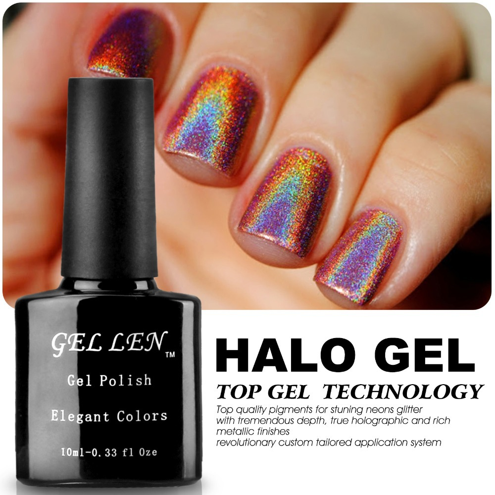 New Gel Nail Polish: Online Buy Wholesale Light Elegance Nail Gel From China