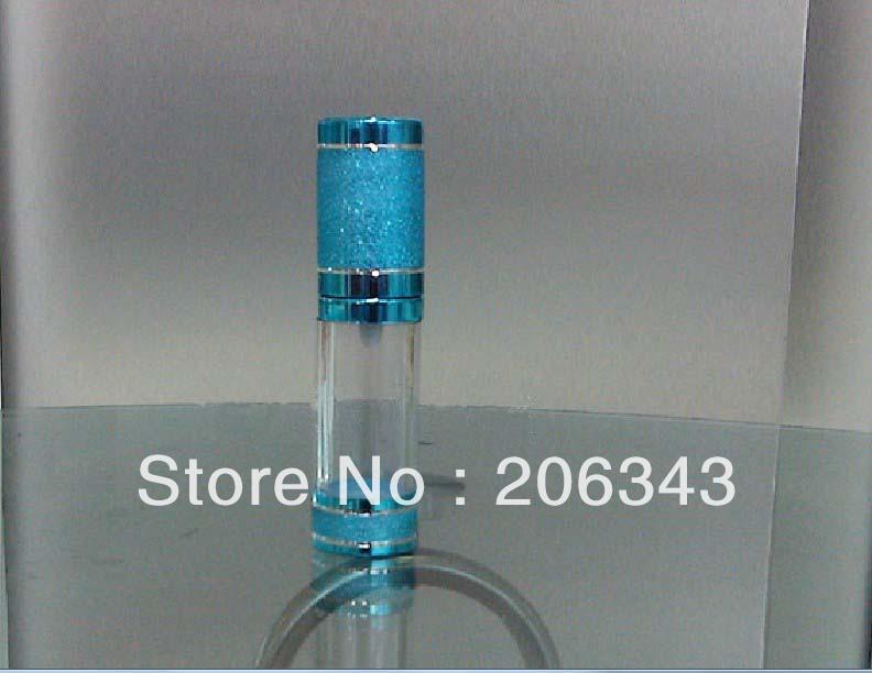 Здесь можно купить  15ml blue airless bottle,white/transparent pump, pink lid  Красота и здоровье