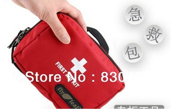 Professional Emergency Outdoor Camping survival SOS first aid kit for traveling Cycling medical first aid bag