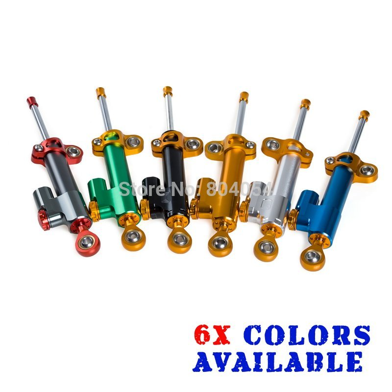 Wholesale Adjustable Steering Damper Stabilizer For Yamaha R1 R6 R6S FZ1 FZ6 FZ6S FZR XJR Motorcycles Tool<br><br>Aliexpress
