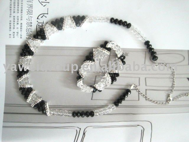 fashion necklace artificial jewelry 2011
