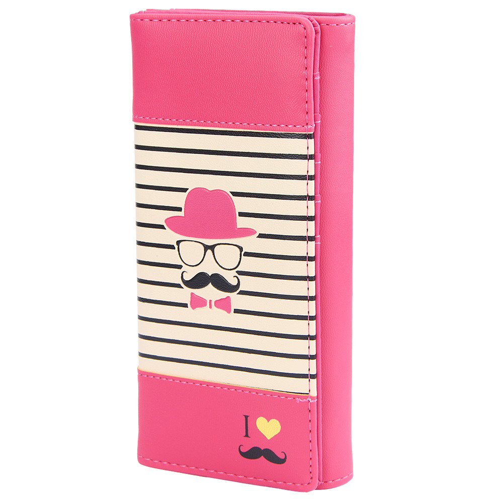 2016 Fashion Women purse Small Fresh Wallet Mobile Phone Bag portefeuille femme,carteira feminina High Quality,Women Clutch